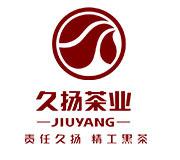 久扬黑茶logo