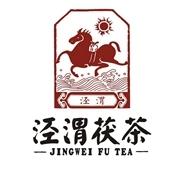 泾渭茯茶logo