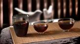 茶道仕·茗妆韵熟饼,口感浓厚而香甜