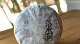 彩农茶2021年秋·落水洞古树:茶汤甘醇、清冽