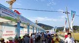 """庆丰收,2021""""中国农民丰收节""""咸宁主会场活动在羊楼洞古街举行"""