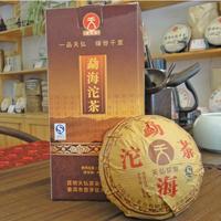2007年天弘 勐海沱茶 熟茶 200克