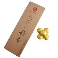 2012年天弘 韵香小沱茶 熟茶 84克