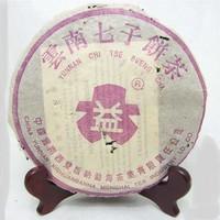 2004年大益 紫大益7542  生茶 357克