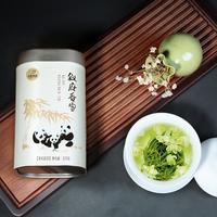 2021年川茶集团 叙府香雪 茉莉花茶 125克