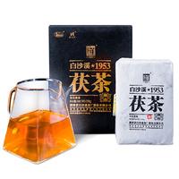 2014年白沙溪 御品茯茶 黑茶 318克