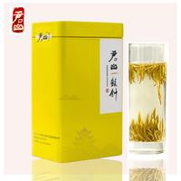 2021年君山 君山银针罐装 黄茶 100克
