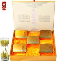 2021年君山 君山银针高端黄茶礼盒 黄茶 250克