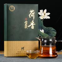 2016年湘丰茶业 荷香金茯 黑茶 1000克