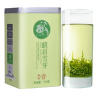 2021年峨眉雪芽 春喻·睿 绿茶 100克