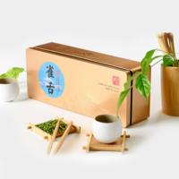 2021年峨眉雪芽 雀舌禅心礼盒 绿茶 108克