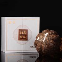 2021年澜沧古茶 四喜贡瓜 春億·熟 熟茶 1000克