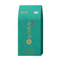 2021年中茶滇红 清甜野韵 大叶种工夫红茶 200克