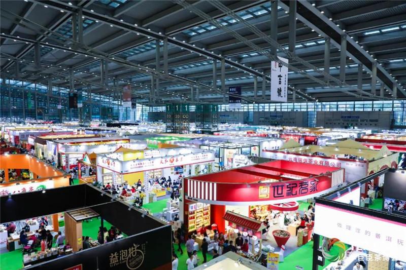 中国春茶旗舰展:第22届深圳春季茶博会将于7月16日盛大启幕!