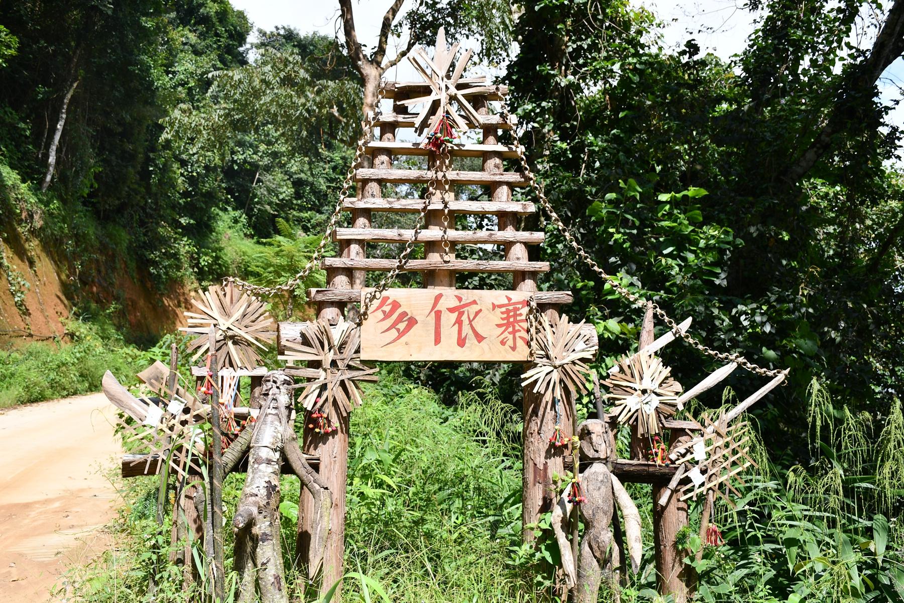 深度寻访茶树王之乡丨南糯山十二寨之多依寨