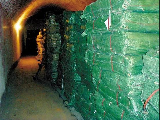 从防空洞到普洱茶原产地窖藏