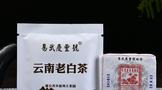 2020易武庆丰号刮风寨 古树白茶 8克商务饼干茶