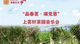 天音传香!2021年英德红茶头采节暨上茗轩『品春茗、颂党恩』茶园音乐会盛大举行