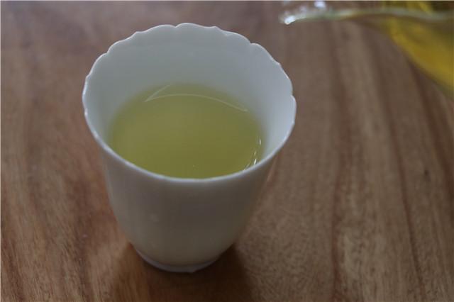 绿茶好喝吗?什么味?