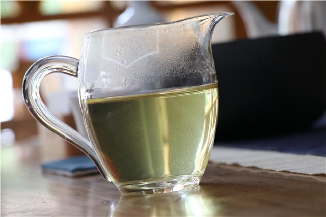 绿茶上投法冲泡方法