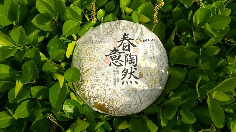 视频2017年润元昌•春意陶然(熟茶)视频1