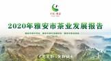 2020年雅安市茶业发展报告在四川茶博会上正式发布