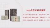 2021年双陈分红茶勐海生砖解读