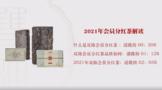 2021会员分红茶解读