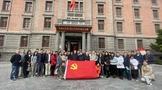 北京茶道文化艺术促进会参加北京市文联党史教育活动