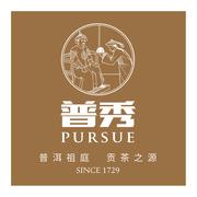 普秀logo