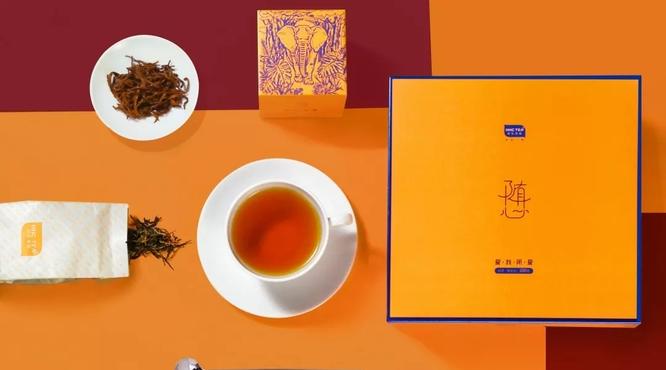 欢乐茶醍·随心红茶 | 随心而行,爱我所爱