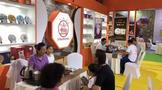八角亭茶业参加第九届中国(长春)国际茶博会