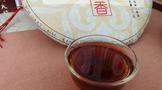 2019年郎河醇香熟茶357克试用品鉴报告