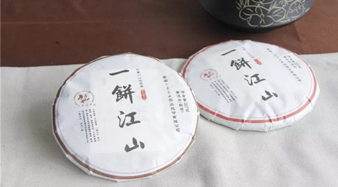 六大茶山:经典六味,一饼江山