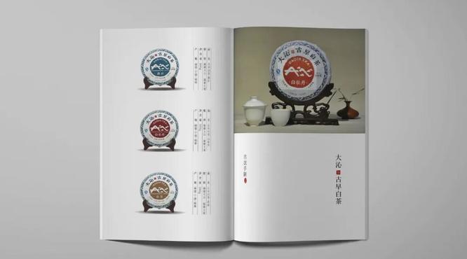 大沁白茶产品系列盘点