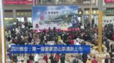 四川雅安:第一背篓蒙顶山茶清新上市