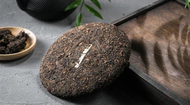 普洱熟茶品质变化的奥秘
