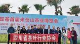中国·旺苍首届米仓山茶业博览会成功举办