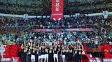 兄弟齐心 大益宏远携手第一年,广东东莞大益卫冕CBA总冠军
