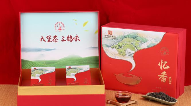 三鹤【忆香】六堡茶,缕缕茶香,丝丝回忆