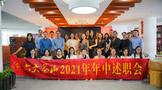 六大茶山2021年年中述职大会在昆明总部成功召开●!