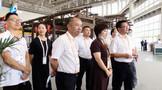 建阳区七家茶企参加中国茶业投资贸易博览会