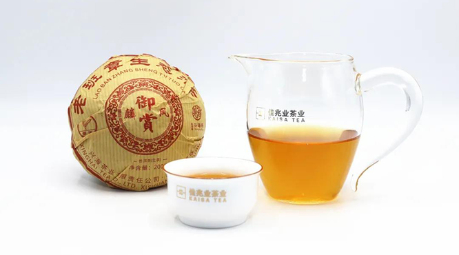 霸王风骨 气吞山河:兴海老班章生态沱茶正式上市!