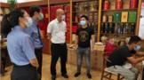 三河市市场监督管理局联合三河市检察院开展茶叶市场安全专项监督检查行动