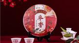 中茶2021年凤苑嘉瑞 枣香:陈香醇正,透甜枣香