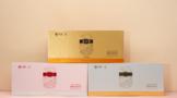 """新品上市,小巧玲瓏、隨心便攜——中茶蝴蝶""""餅干型""""系列產品"""