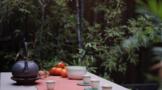 重阳节,一杯长寿茶,敬长辈●!