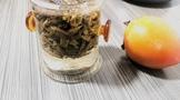 吃柿子为什么不能喝茶