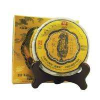 2012年大益 小龙柱圆茶 熟茶 357克