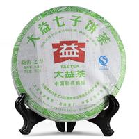 2012年大益 勐海之春 201批 生茶 357克